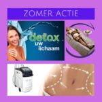 Detox je lichaam en verlies centimeters
